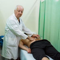 Корпоральная рефлексотерапия